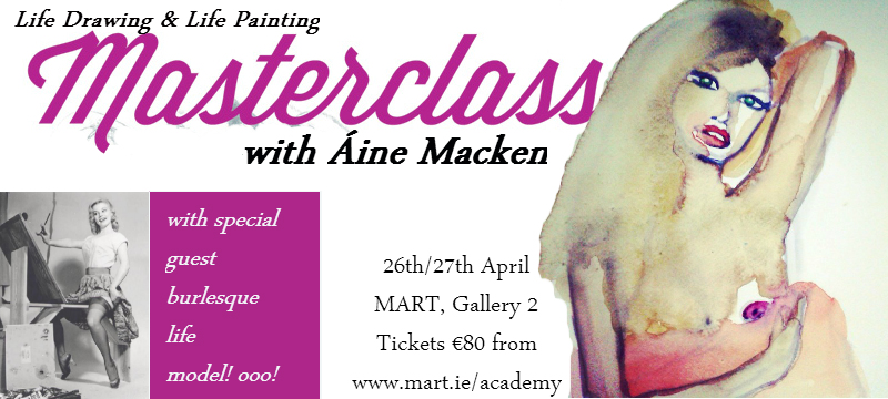 Mart Watercolour Life Painting Masterclass